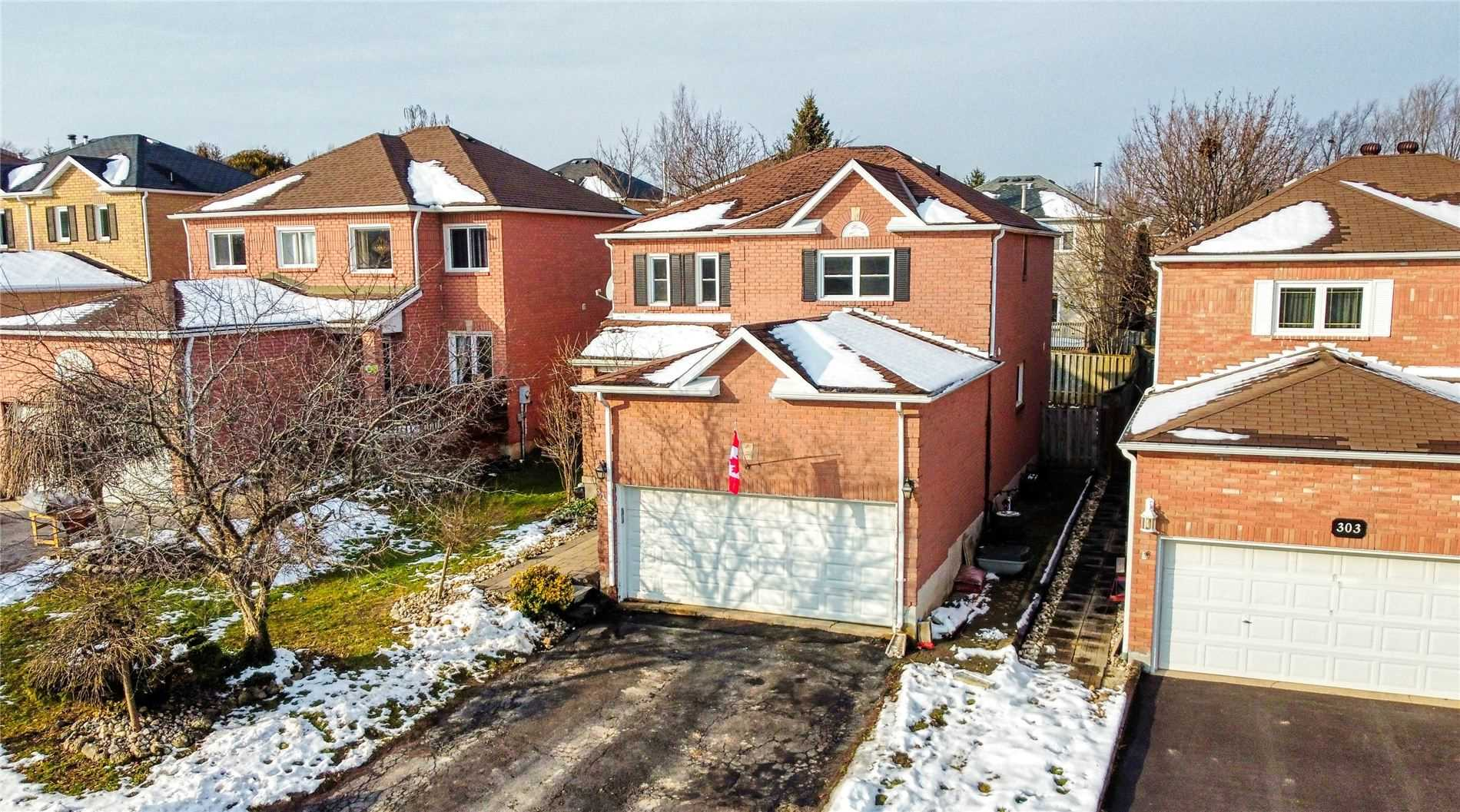 pictures of house for sale MLS: W5076651 located at 305 Faith Dr, Orangeville L9W4P8
