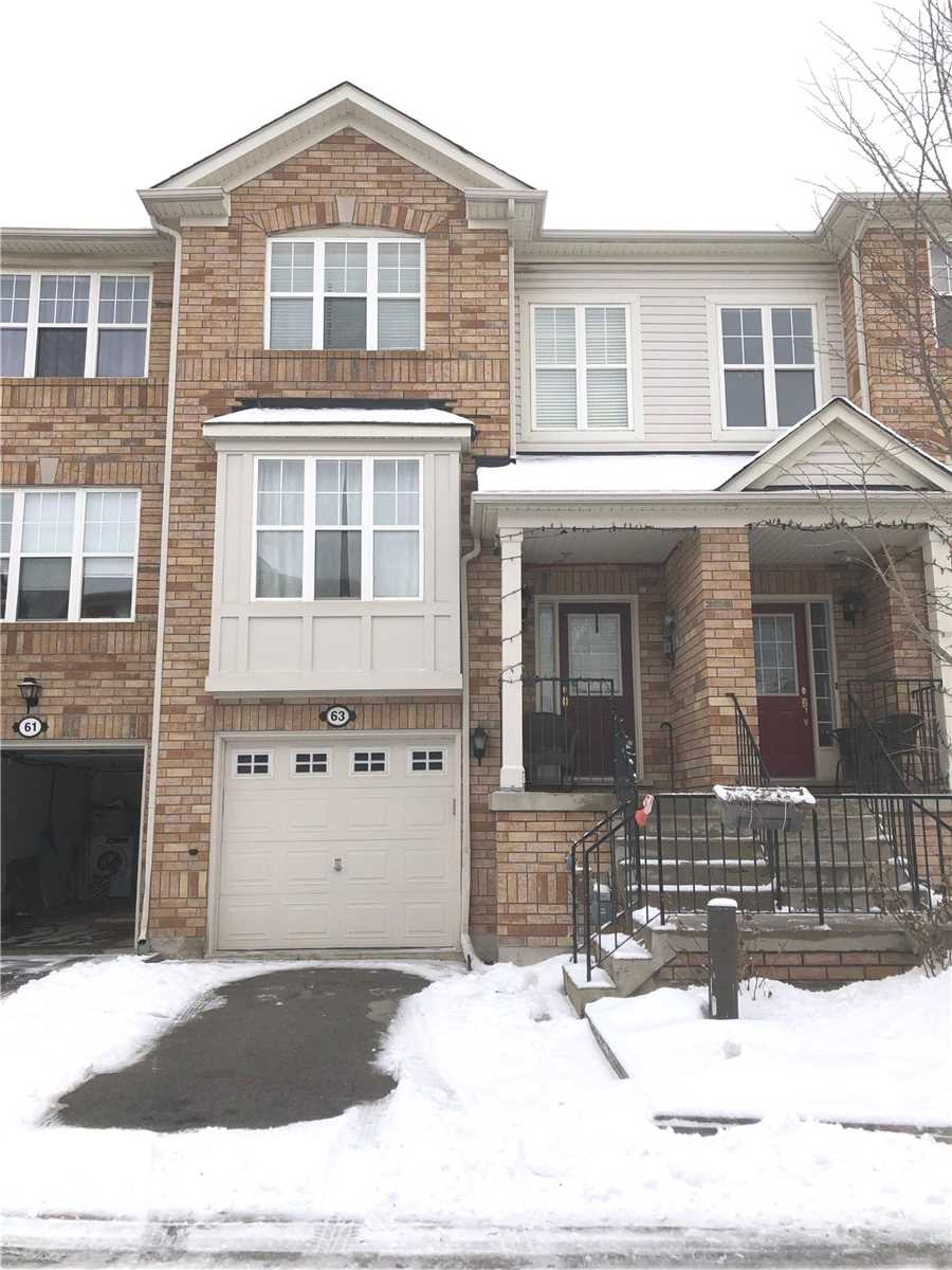 pictures of house for sale MLS: W5106855 located at 63 Seed House Lane, Halton Hills L7G6K4