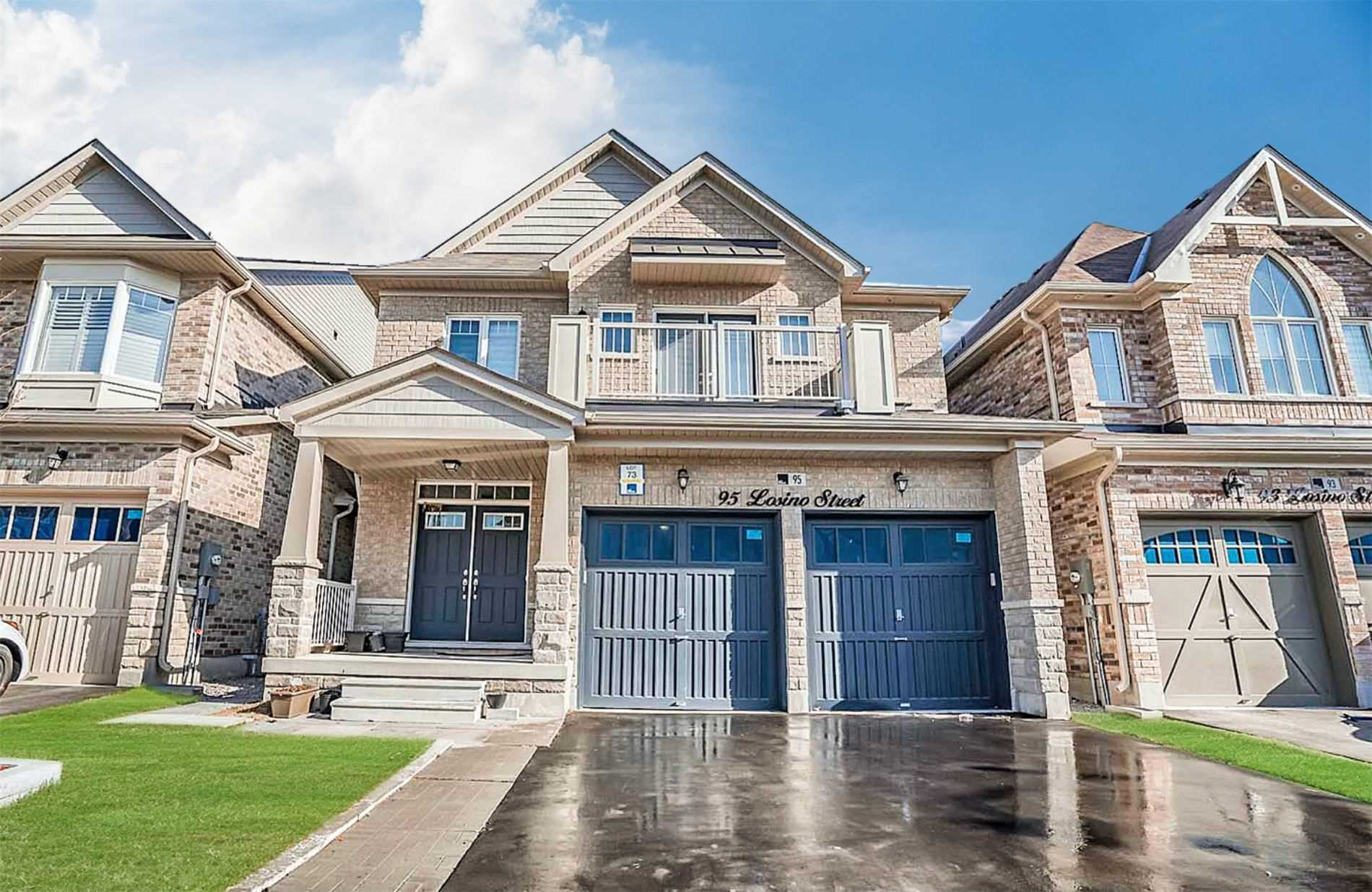 pictures of 95 Losino St, Caledon L7C3N7