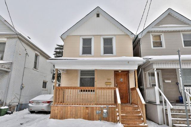 pictures of 246 Rosslyn Ave N, Hamilton L8L 7R1