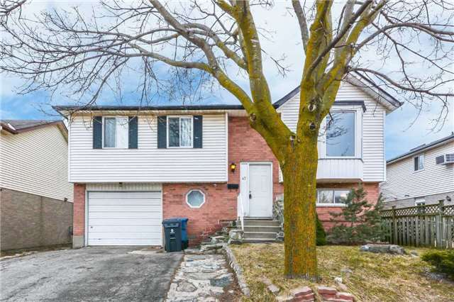 pictures of 47 Ironwood Rd, Guelph N1G 4E9