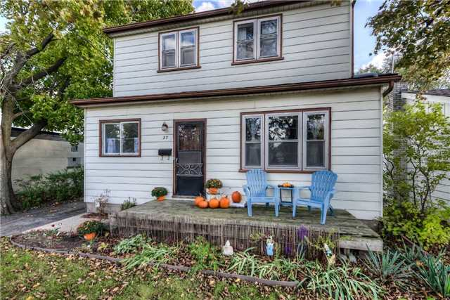 pictures of 27 Fifth Ave, Kitchener N2C 1P5