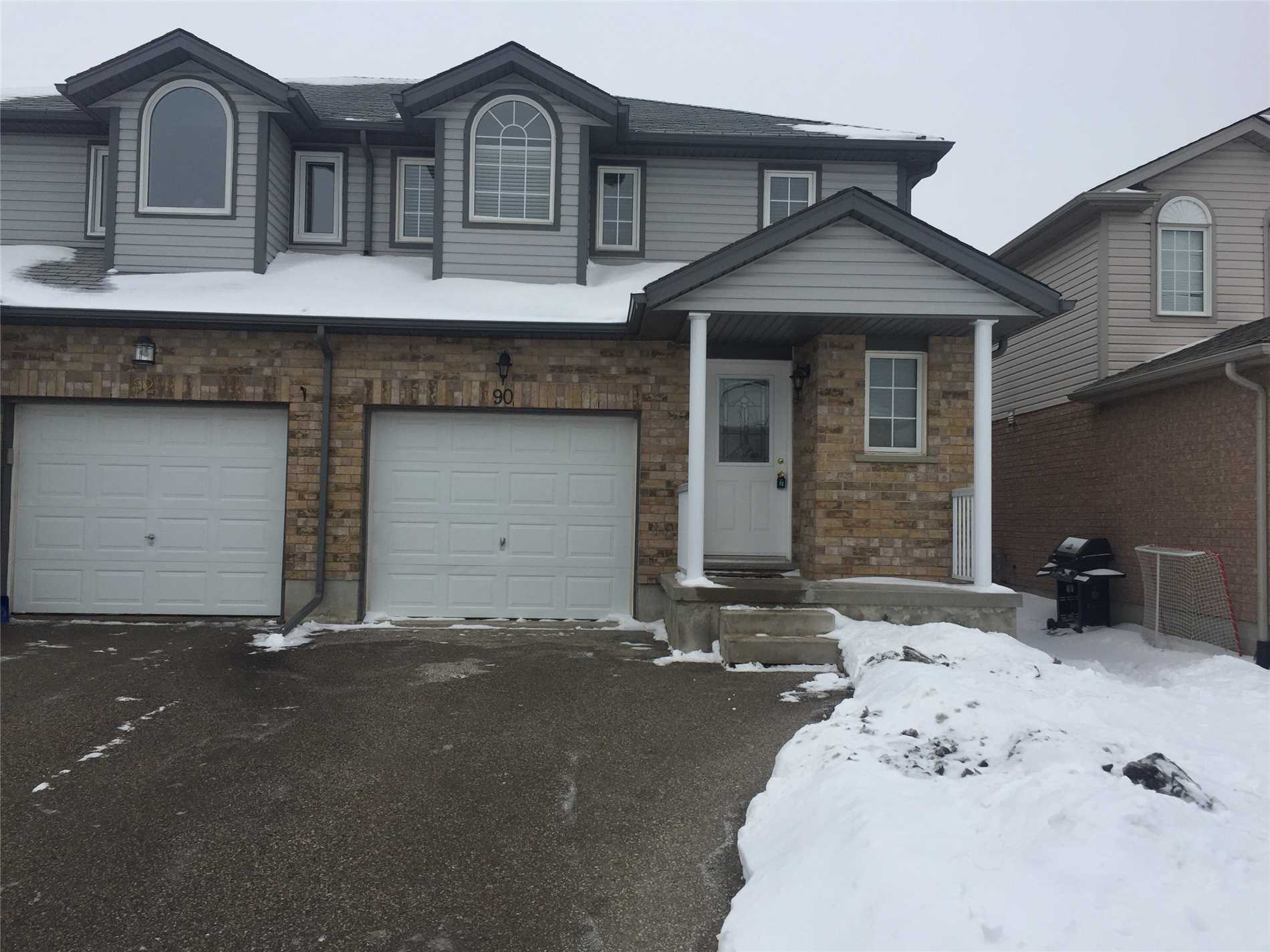 pictures of 90 Snowdrop Cres S, Kitchener N2E 4C2
