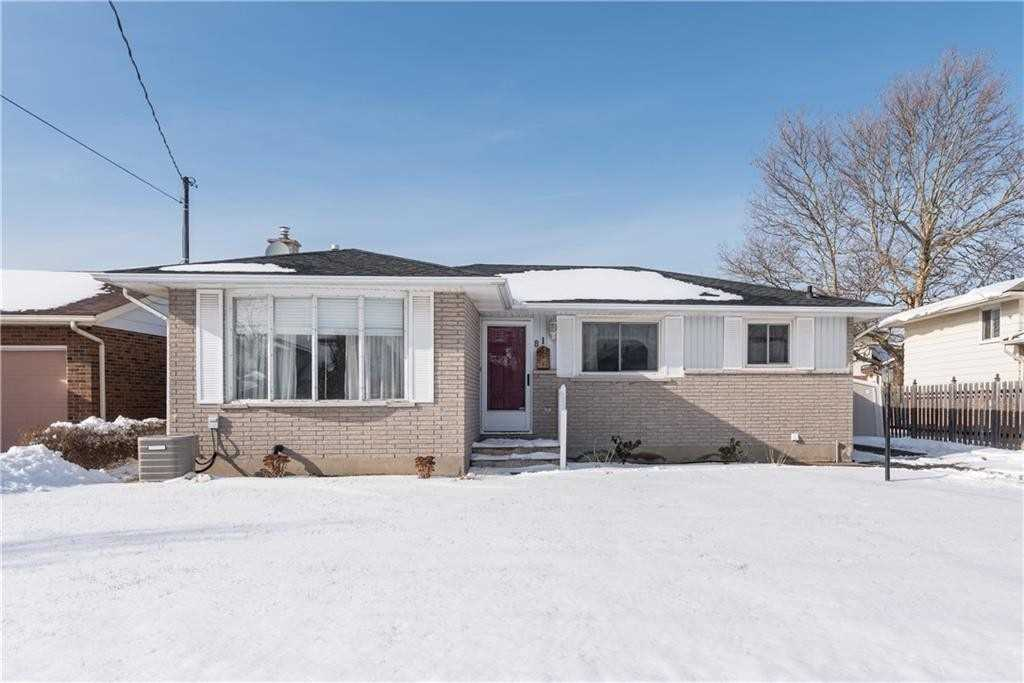 pictures of 81 Sherman Dr, St. Catharines L2N 2L6