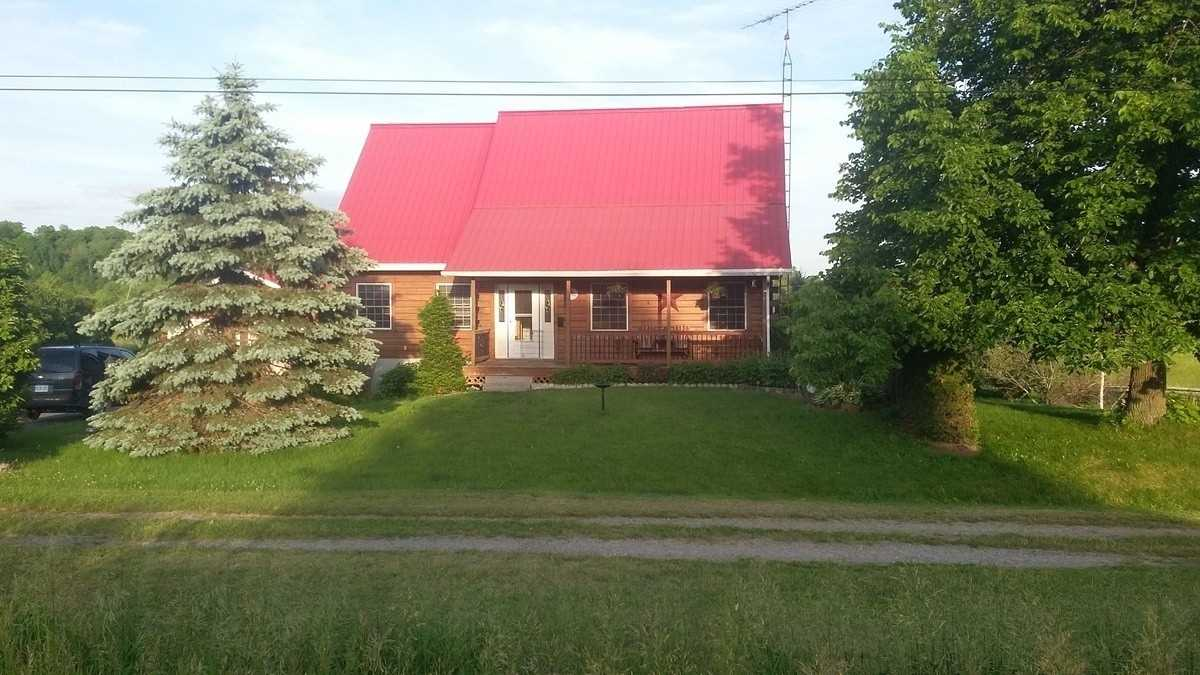 pictures of house for sale MLS: X4527989 located at 216 Cooper Rd, Madoc K0K2K0