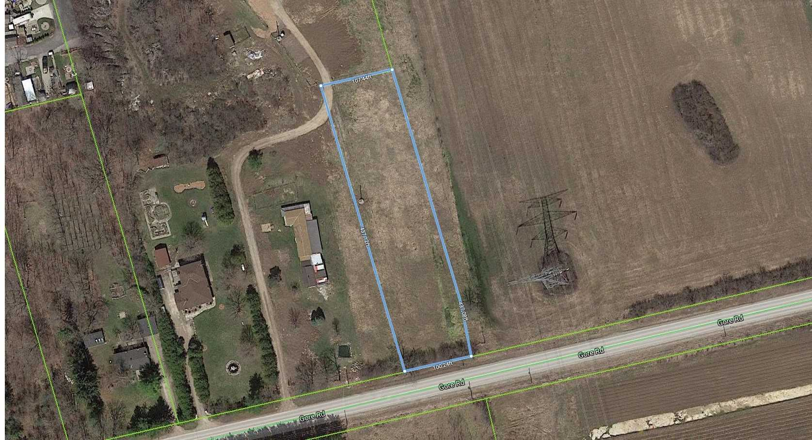 pictures of house for sale MLS: X4552001 located at Pt Lot Gore Concession Rd, Puslinch N0B2J0
