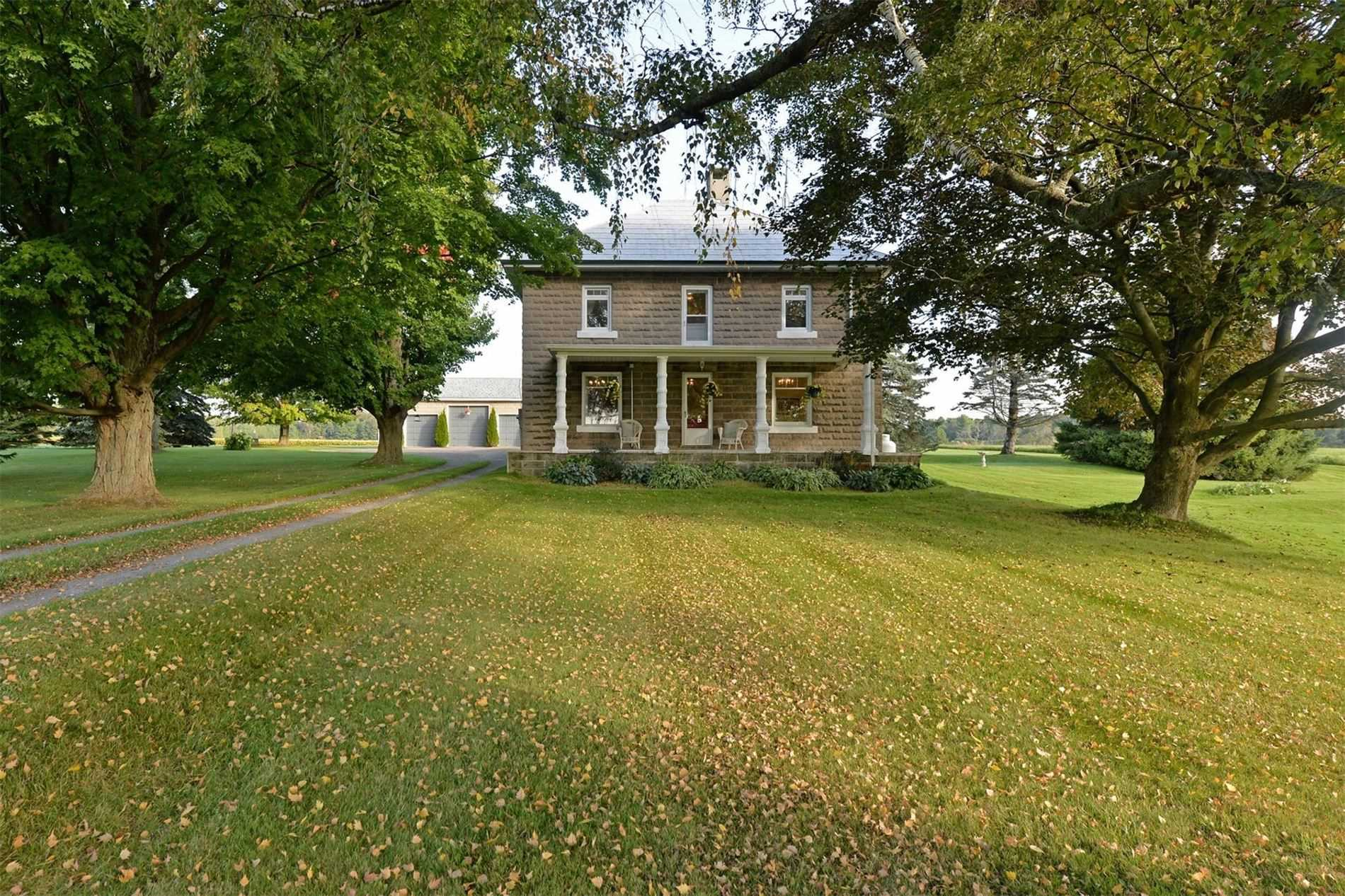 pictures of house for sale MLS: X4592015 located at 1838 County 2 Rd, Port Hope L1A3V7