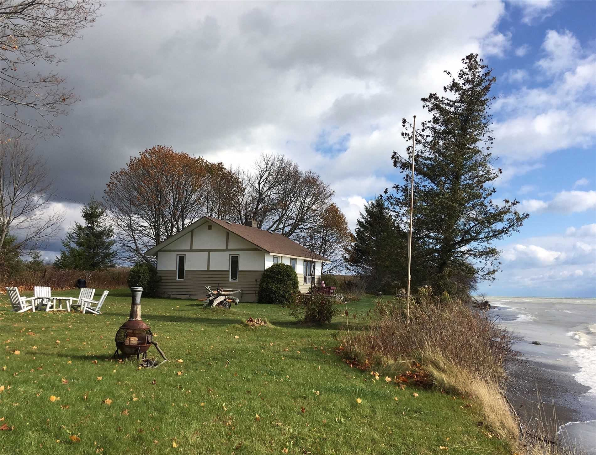 pictures of house for sale MLS: X4631722 located at 5373 Lakeshore Rd, Port Hope L1A3A7