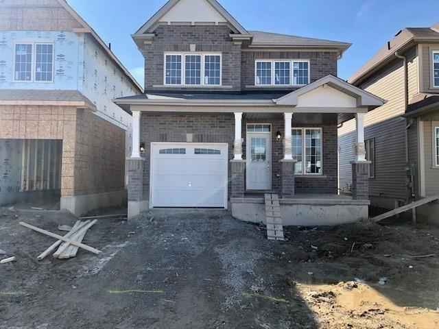 pictures of house for sale MLS: X4644403 located at Lot 96 Price St, Brantford N3T0P9