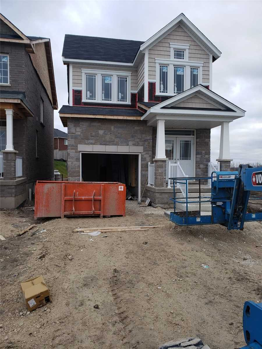 pictures of house for sale MLS: X4644405 located at 25 Eva Dr E, Woolwich N0B1M0
