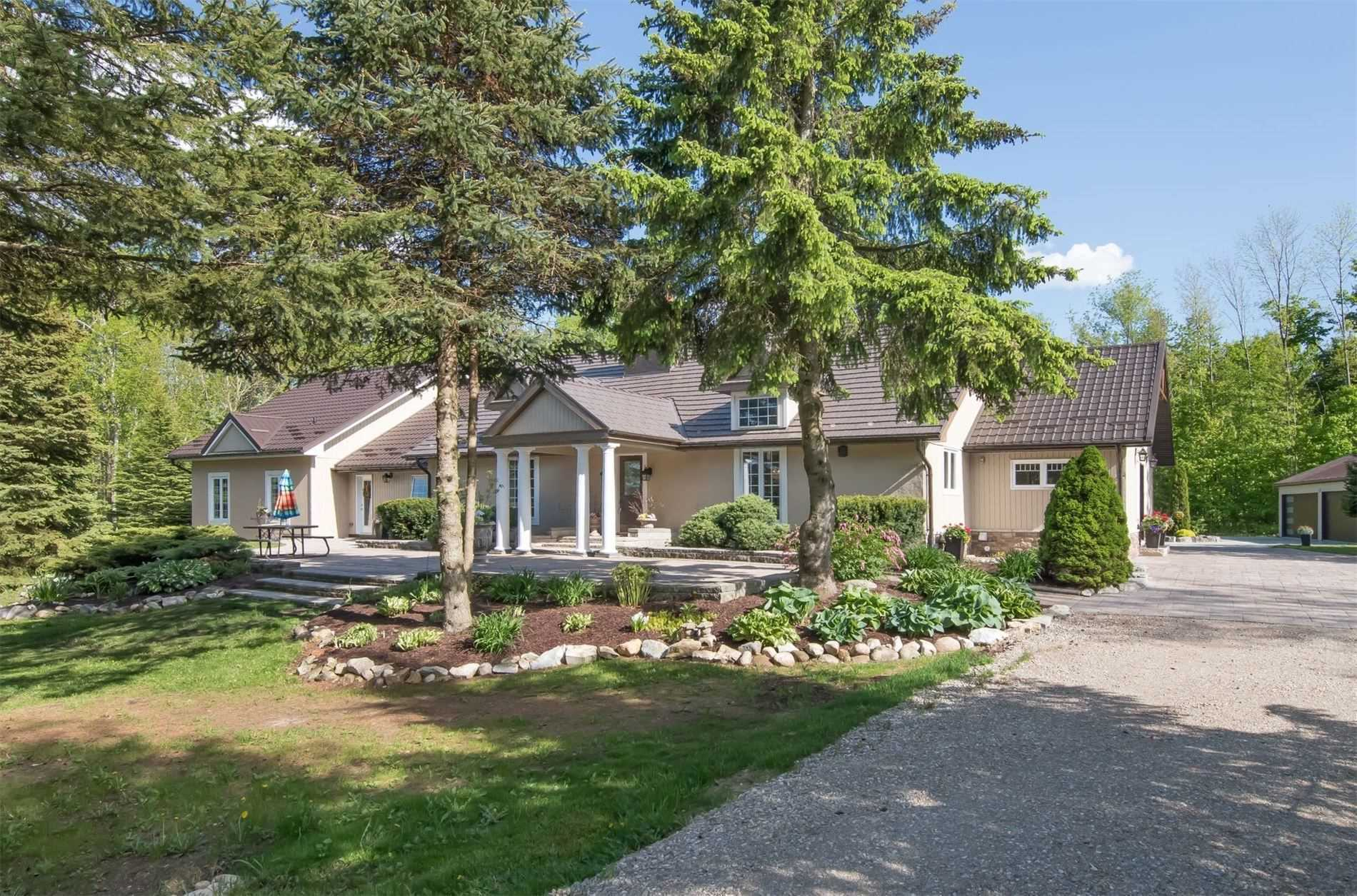 pictures of house for sale MLS: X4645536 located at 096182 4th Line S W, Melancthon L9V2B9