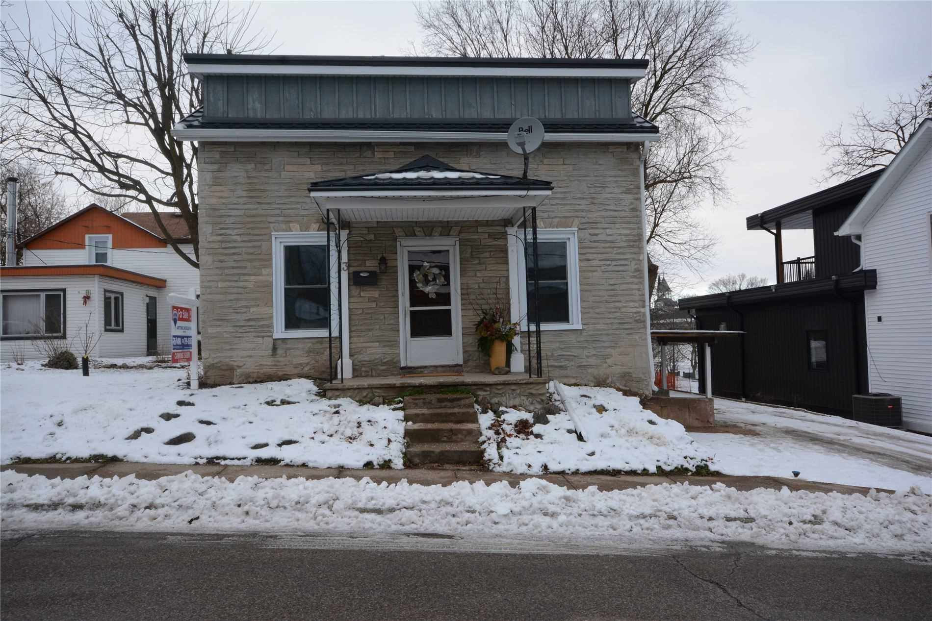 pictures of house for sale MLS: X4654070 located at 13 Forbes St, Cambridge N3C2E1