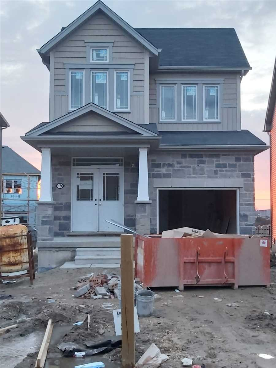 pictures of house for sale MLS: X4656894 located at Lot 83 Blacksmith Dr, Woolwich N0B1M0