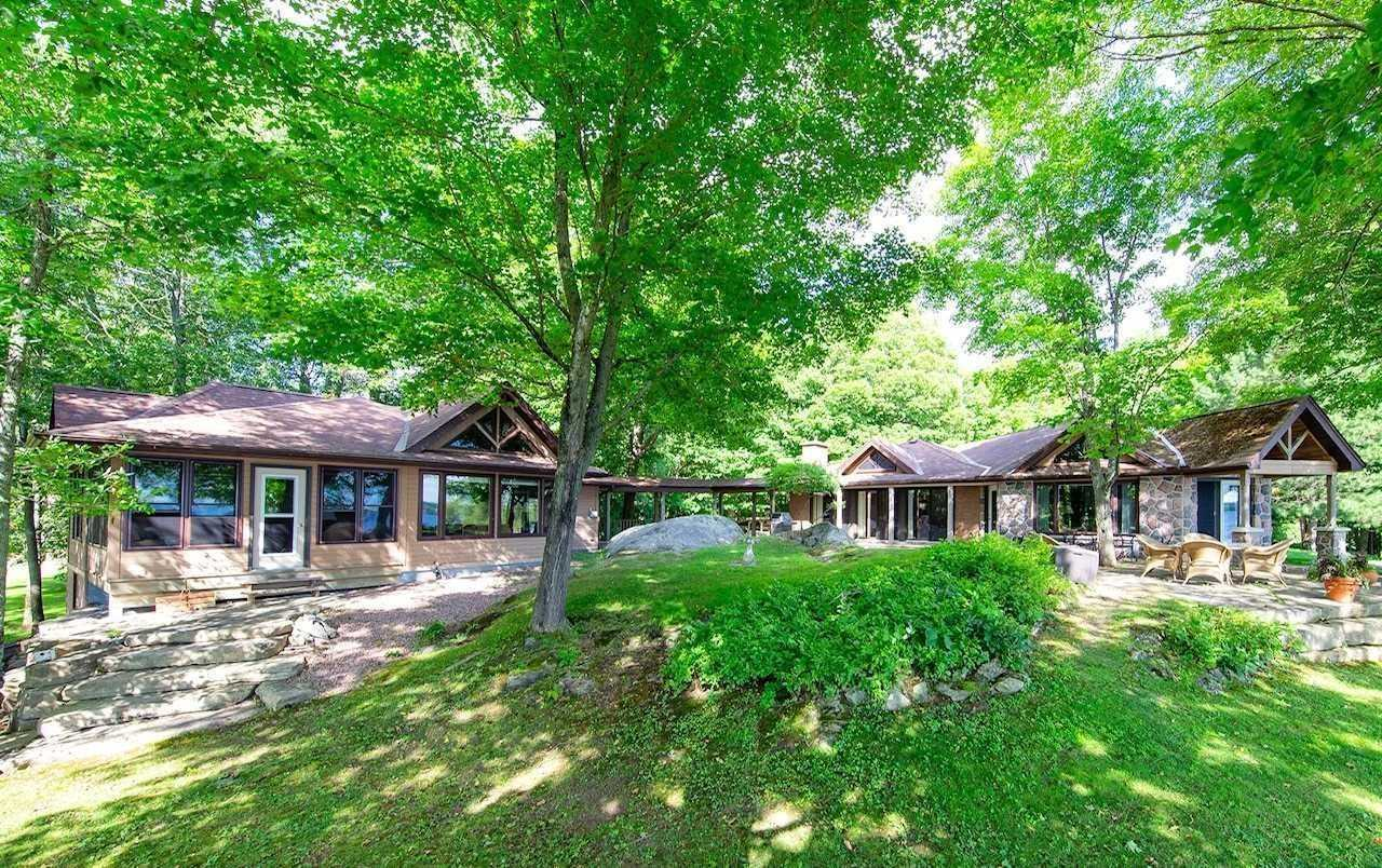 pictures of house for sale MLS: X4658990 located at 58 Fire Route 7, North Kawartha K0L3E0