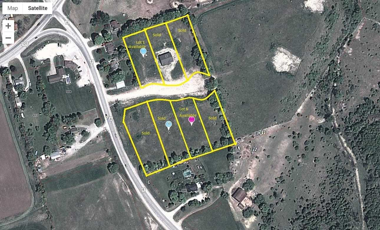 pictures of house for sale MLS: X4663997 located at Lt 1& 6 Adam Crt, Kawartha Lakes K0M1N0