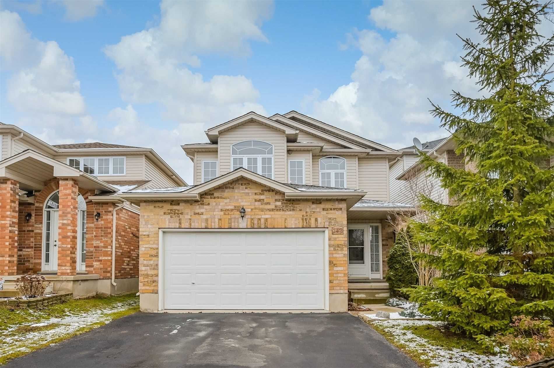pictures of house for sale MLS: X4668220 located at 142 Swift Cres, Guelph N1E7J2