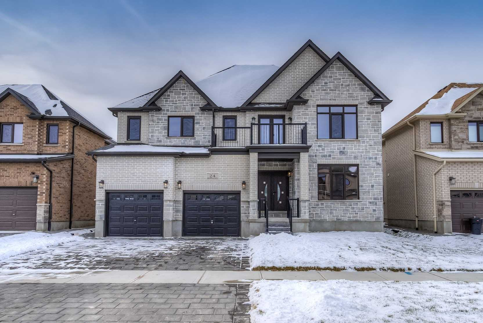 pictures of house for sale MLS: X4671479 located at 24 Morris St, Brant N3L0E9