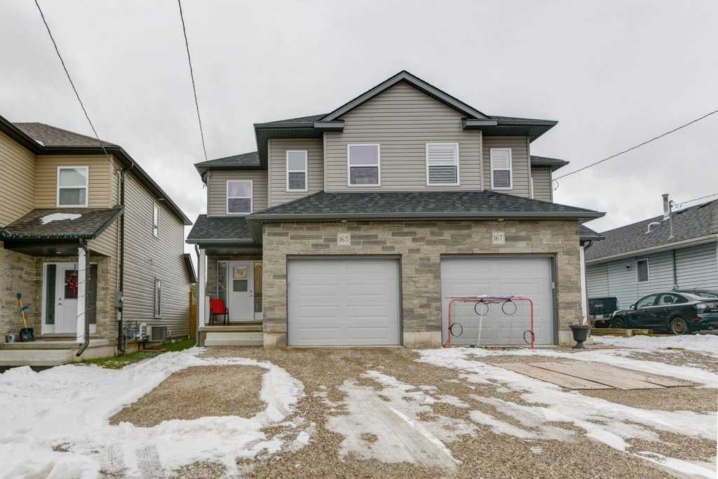 pictures of house for sale MLS: X4679286 located at 165 Victoria St, Ingersoll N5C2N2