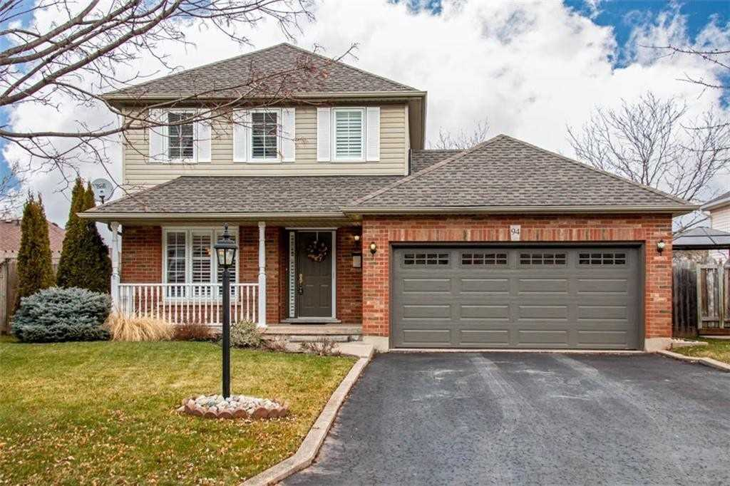 pictures of house for sale MLS: X4681984 located at 94 Colonial Cres, Grimsby L3M5H4