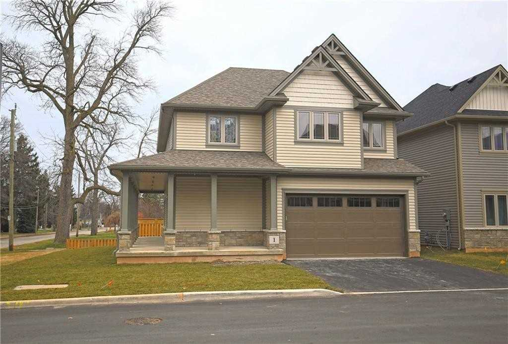 pictures of house for sale MLS: X4682079 located at 1 Lindsay Way, Grimsby L3M0H6