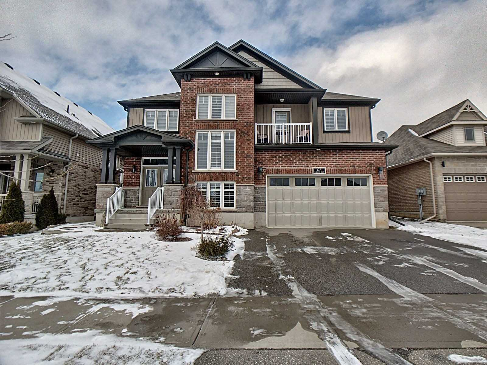 pictures of house for sale MLS: X4683391 located at 62 Marriott Pl, Brant N3L0A3