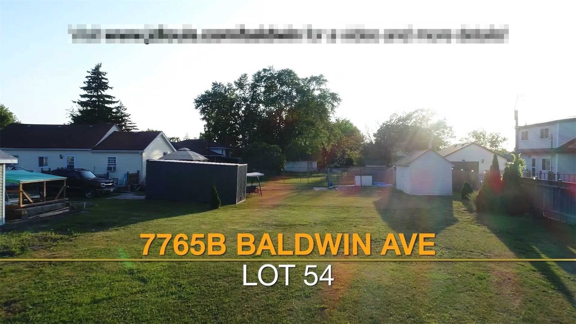 pictures of house for sale MLS: X4684300 located at 7765B Baldwin Ave, Niagara Falls L2H1B5