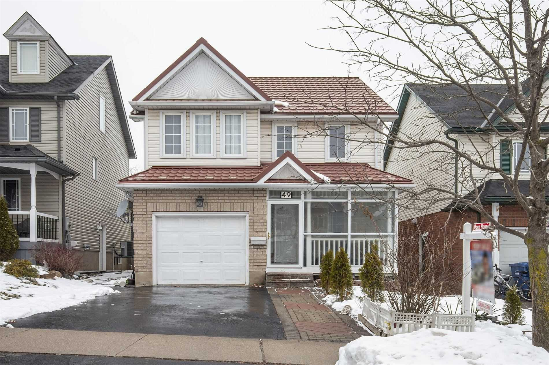 pictures of house for sale MLS: X4684324 located at 49 Carrington Pl, Guelph N1G5C3