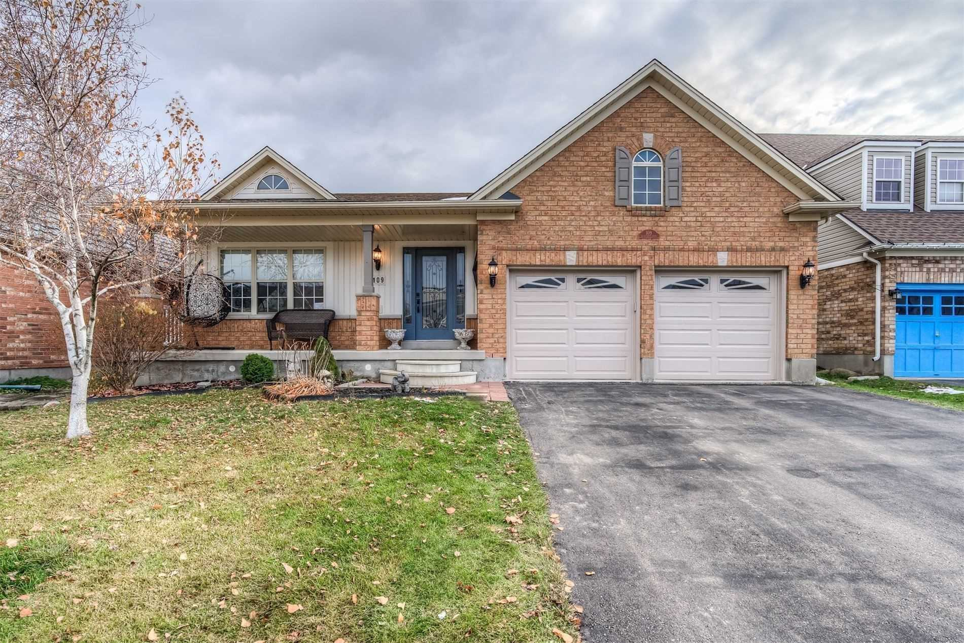 pictures of house for sale MLS: X4685713 located at 109 Blackburn Dr, Brant N3T6S2