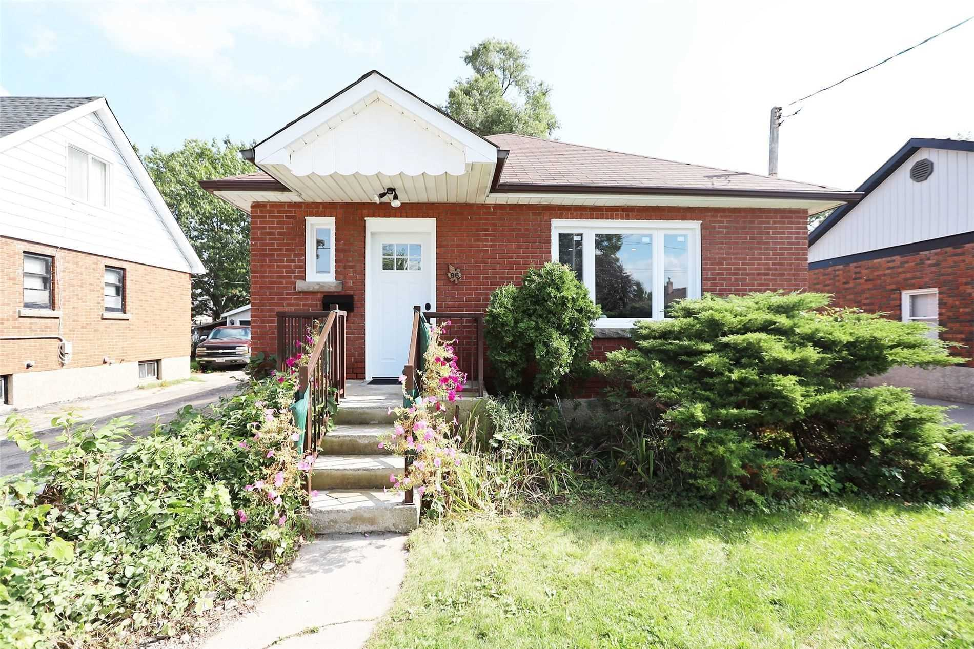 pictures of house for sale MLS: X4690632 located at 86 Harriett St, Brantford N3S1J4