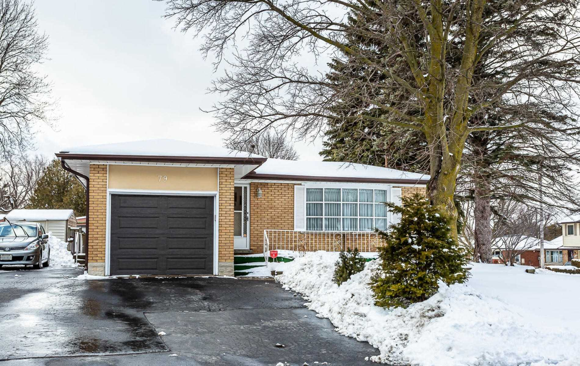pictures of house for sale MLS: X4691397 located at 79 Ellis Cres S, Waterloo N2J2B7