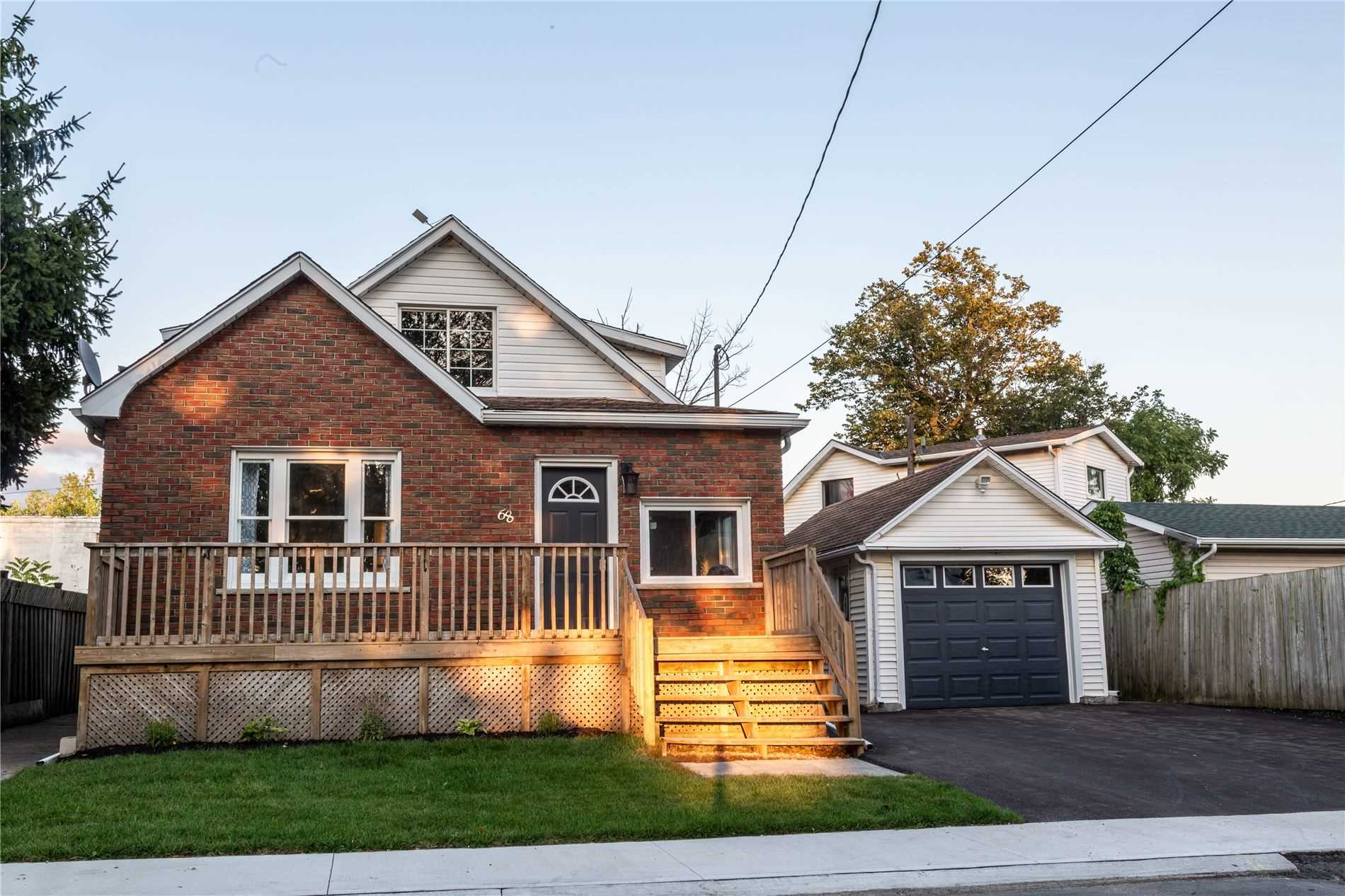 pictures of house for sale MLS: X4691413 located at 68 Patricia St W, Thorold L2V3W1