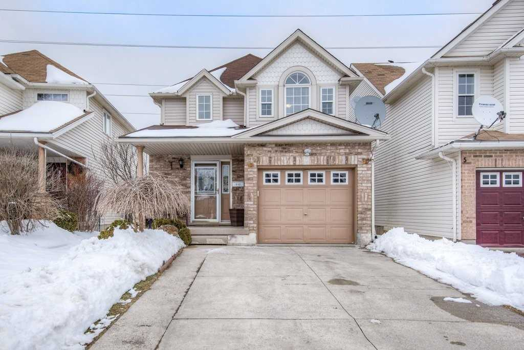 pictures of house for sale MLS: X4691425 located at 512 Snowdrop Crt, Kitchener N2E4G4