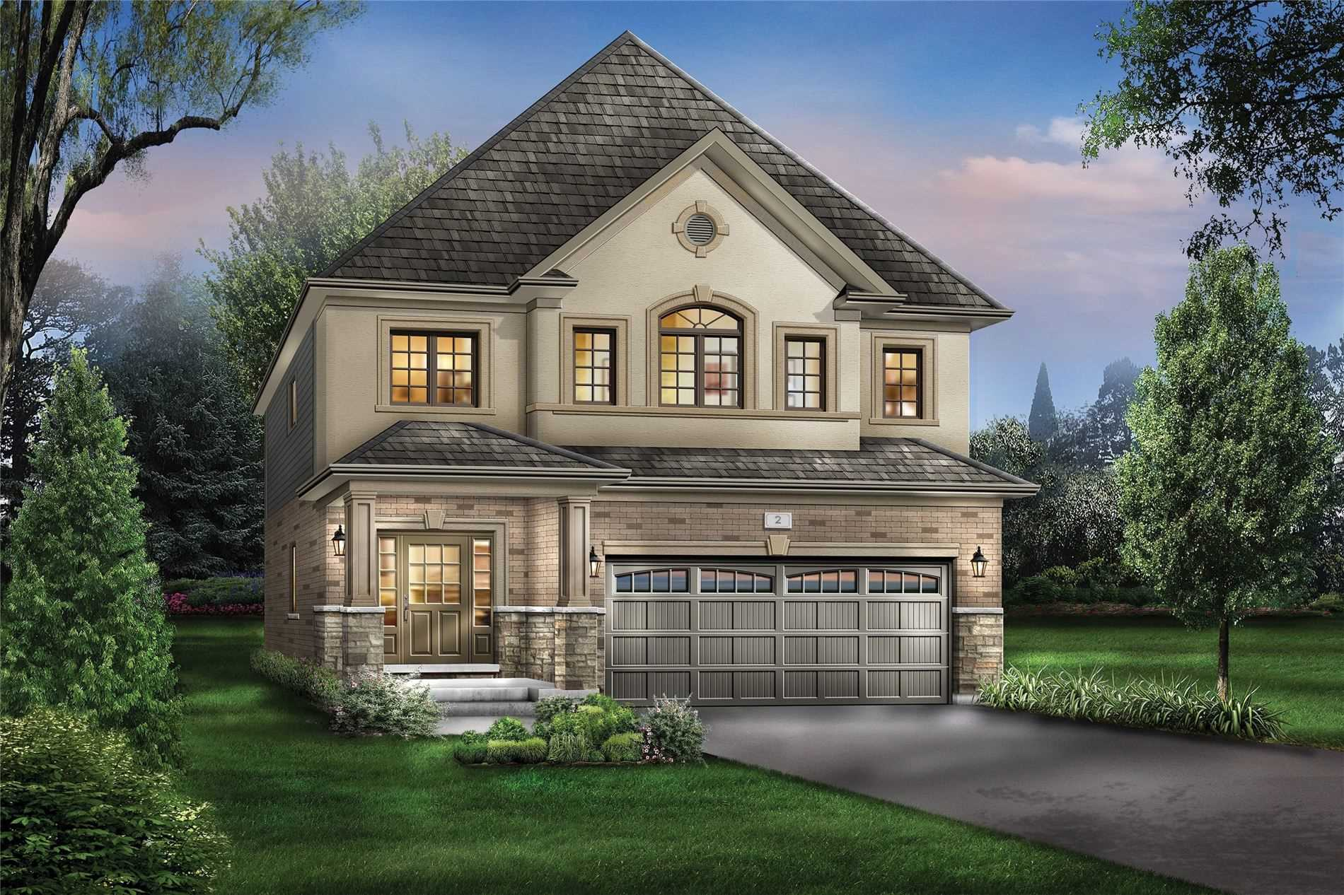 pictures of house for sale MLS: X4693072 located at Lot 49 Street G St, Brant N3L0B5