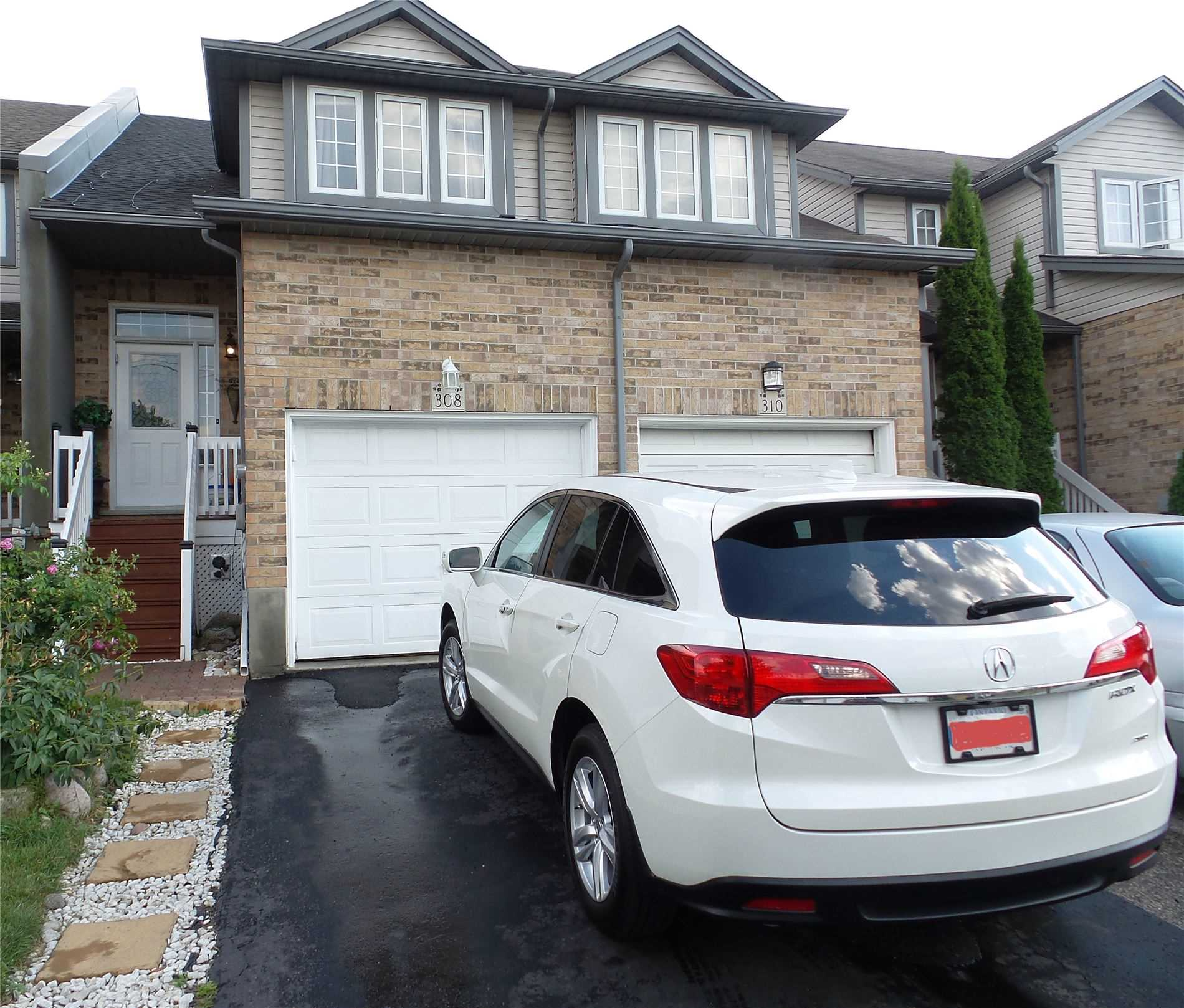 pictures of house for sale MLS: X4693463 located at 308 Activa Ave, Kitchener N2E3V1