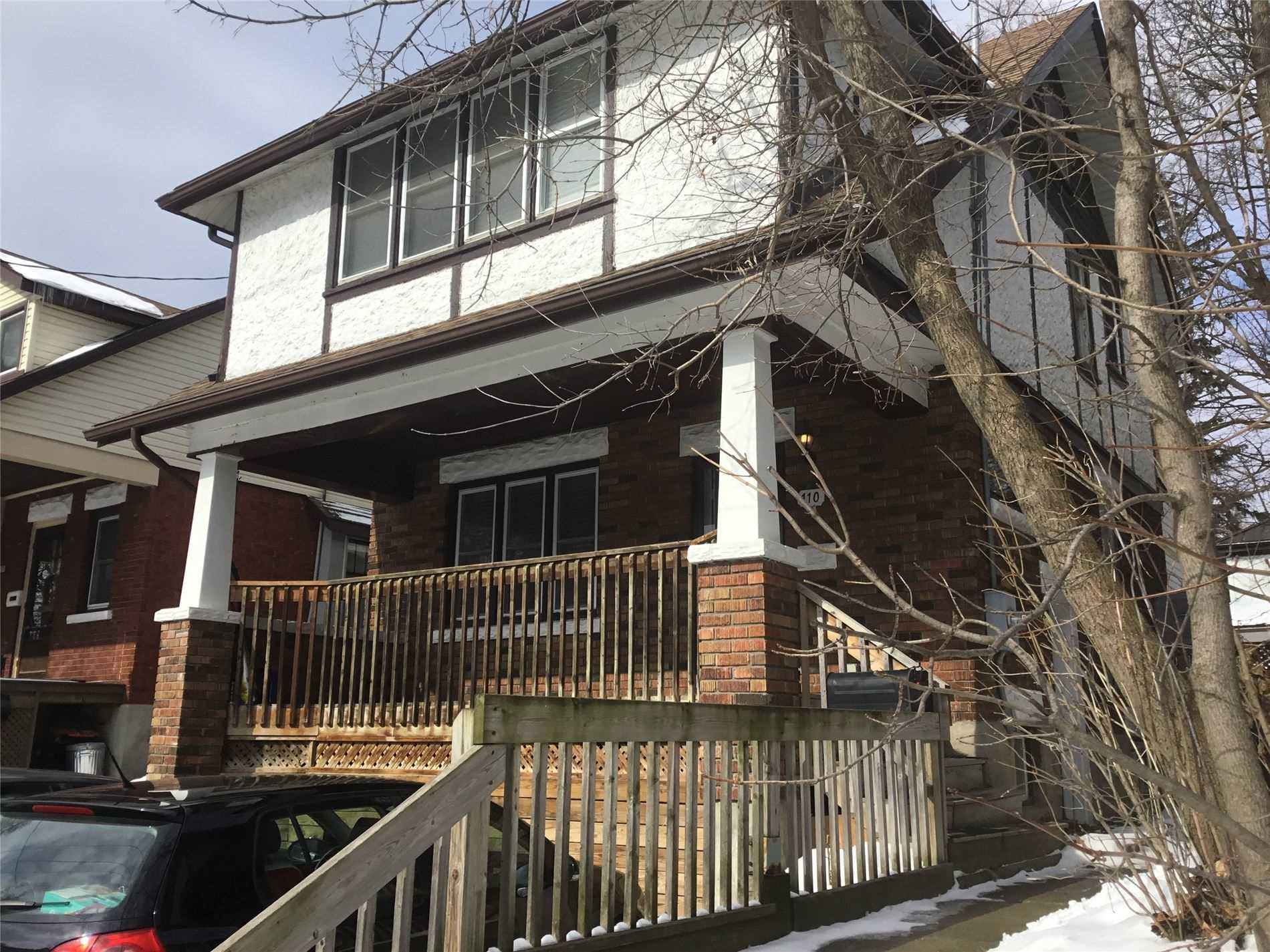 pictures of house for sale MLS: X4693991 located at 110 Mansion St, Kitchener N2H2J9