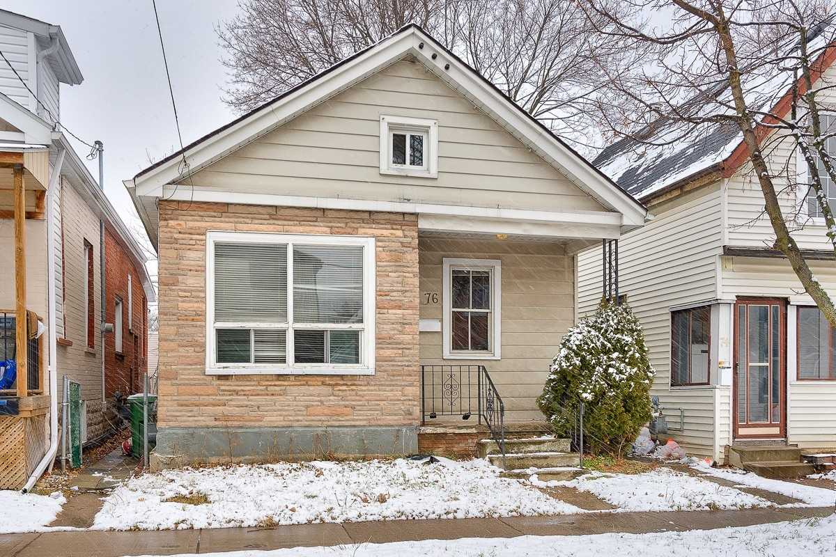 pictures of house for sale MLS: X4694579 located at 76 Holmes Ave, Hamilton L8S2K9
