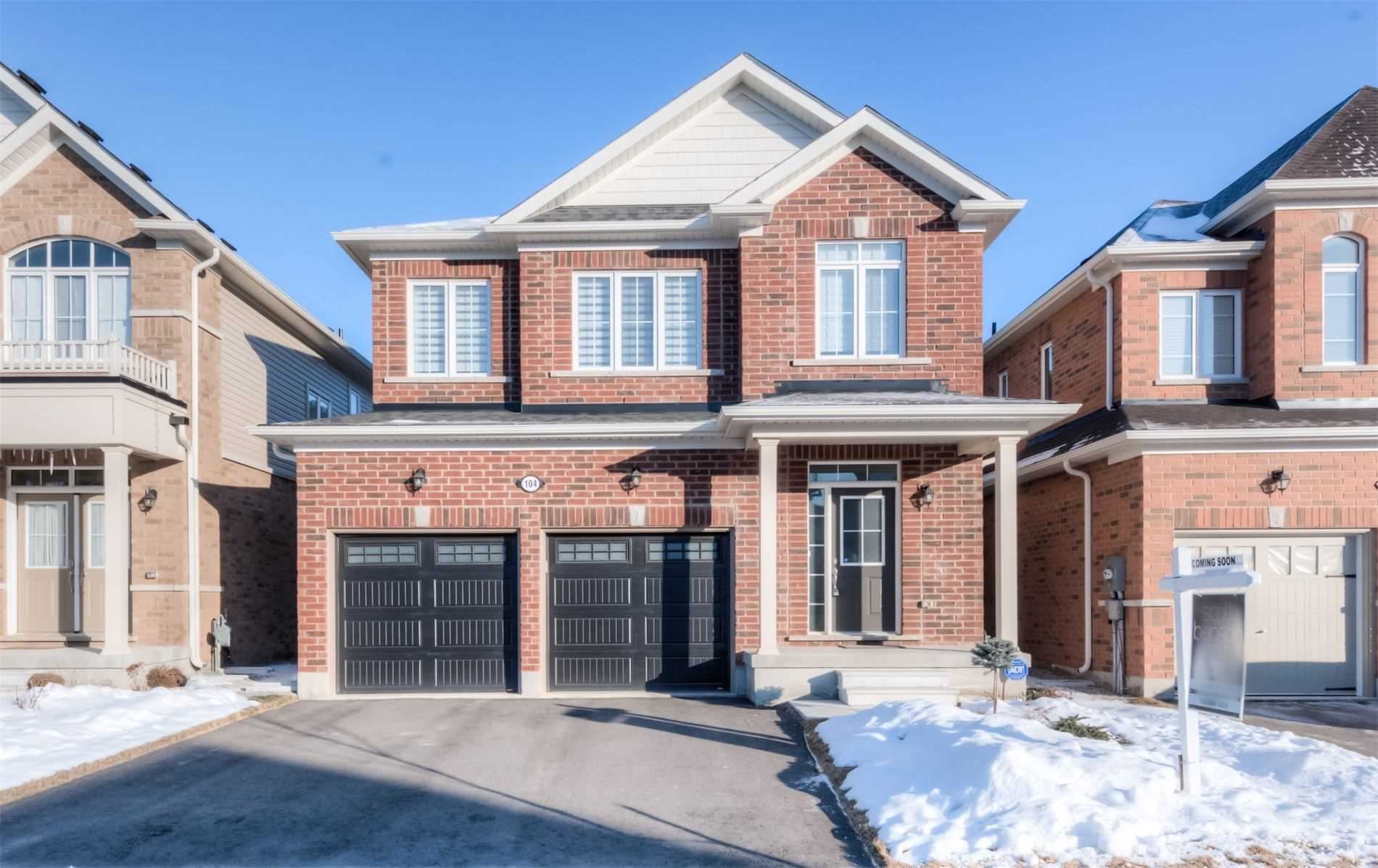 pictures of house for sale MLS: X4694759 located at 104 Barlow Pl, Brant N3L0G8