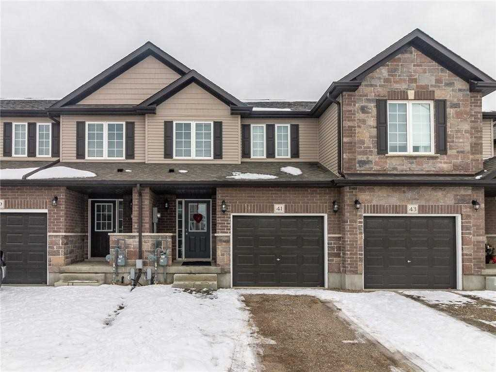 pictures of house for sale MLS: X4694958 located at 41 Arlington Pkwy, Brant N3L0G2