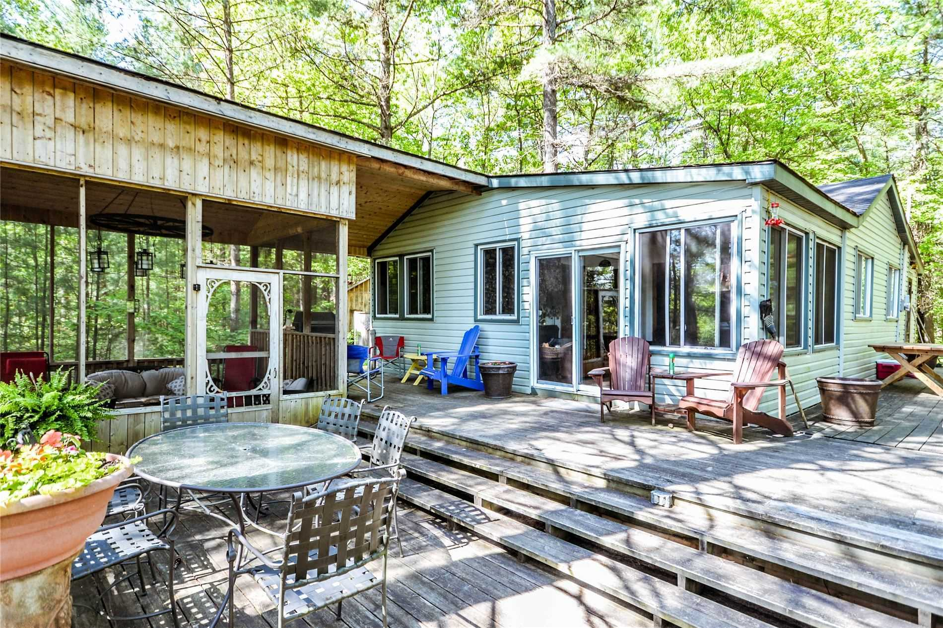 pictures of house for sale MLS: X4695570 located at 9492 Go Home Lake Shore, Georgian Bay P0C1H0