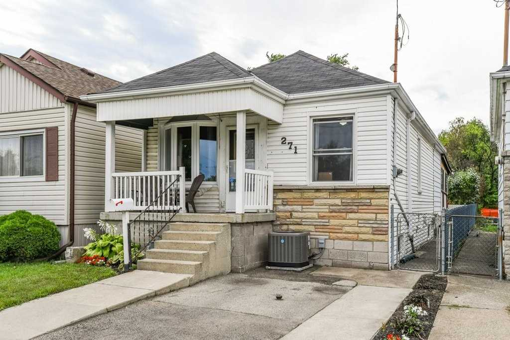 pictures of house for sale MLS: X4697445 located at 271 Strathearne Ave, Hamilton L8H5K8