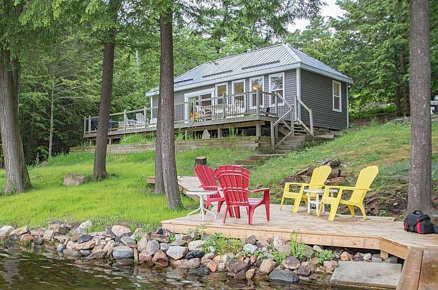 pictures of house for sale MLS: X4697977 located at 10 Island 120 Severn, Georgian Bay L0K1S0