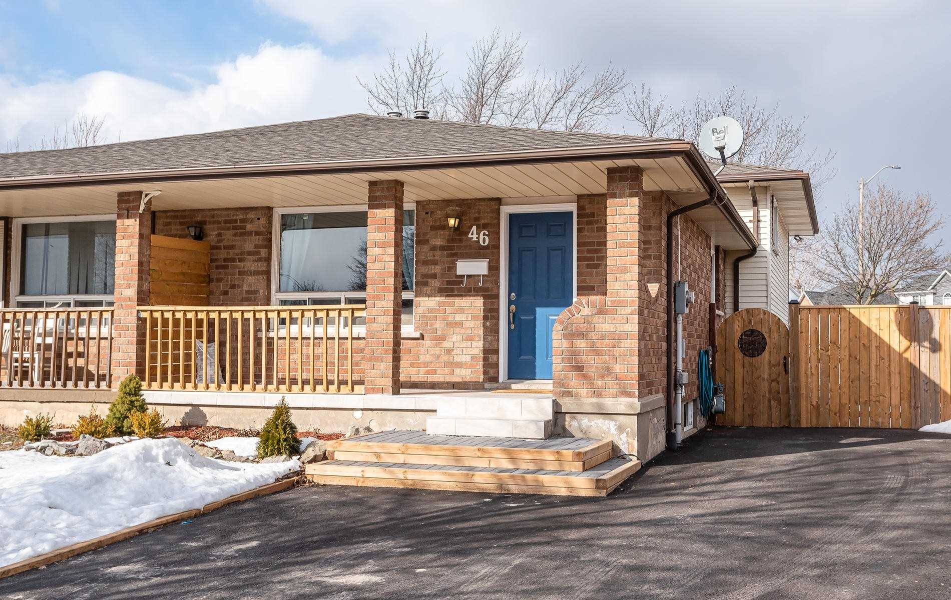 pictures of house for sale MLS: X4699144 located at 46 Culligan  Cres, Thorold L2V4P1