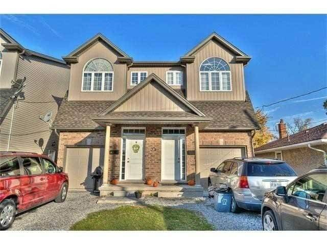 pictures of house for sale MLS: X4699588 located at 23B Townline Rd E, St. Catharines L2T1A2