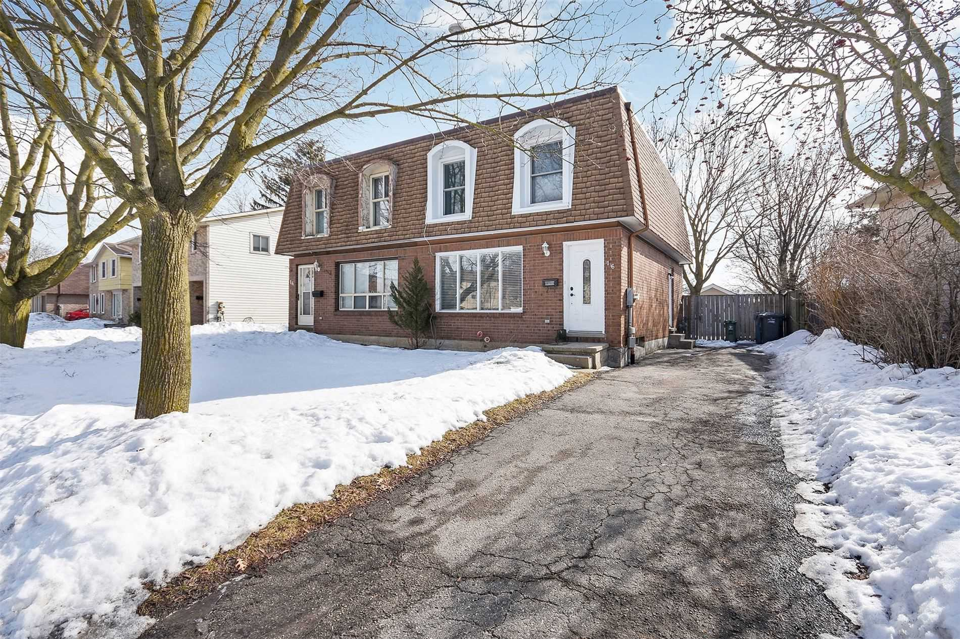 pictures of house for sale MLS: X4702163 located at 16 Burns Dr, Guelph N1H6V7