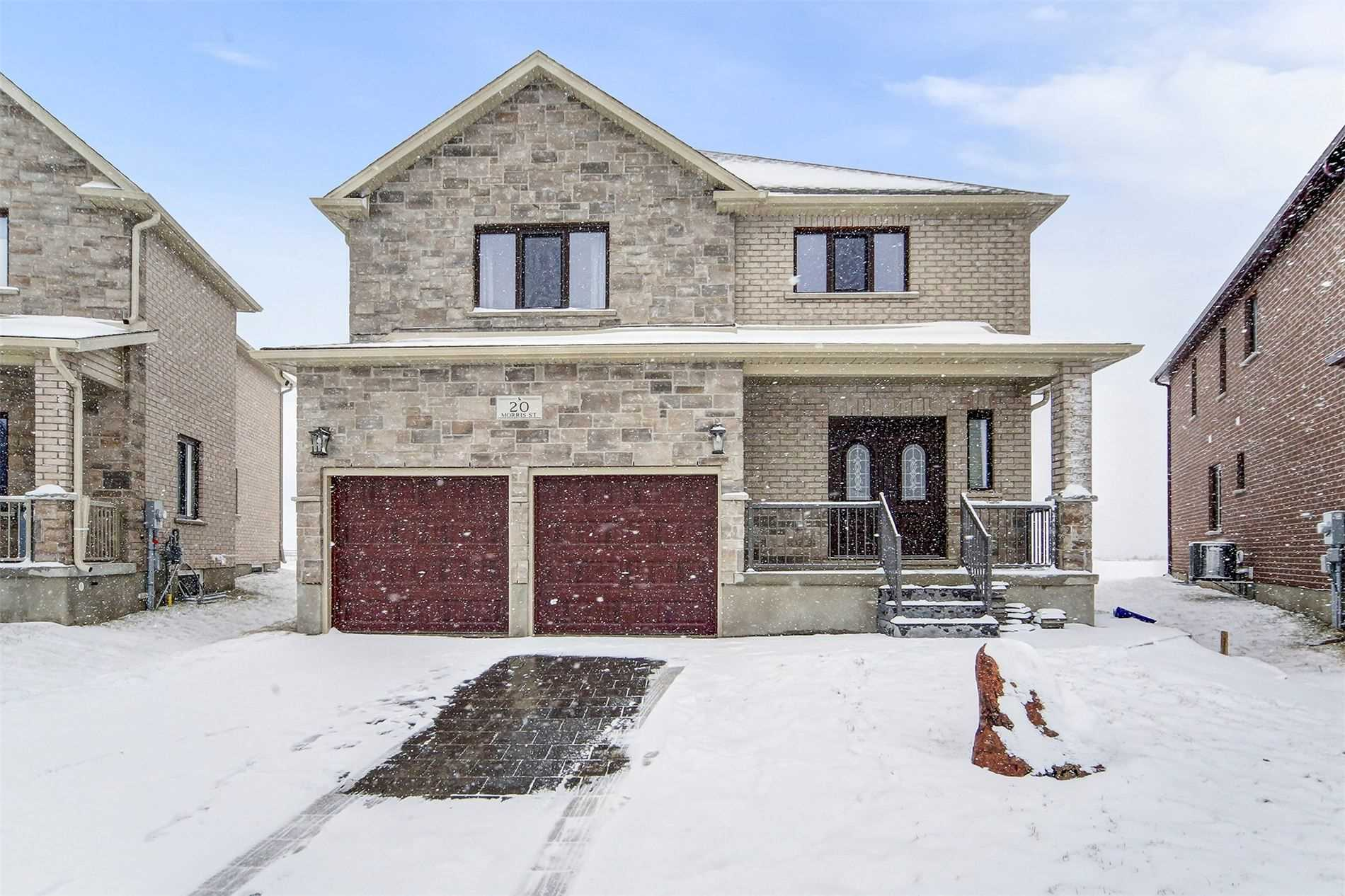 pictures of house for sale MLS: X4705936 located at 20 Morris St, Brant N3L0E8