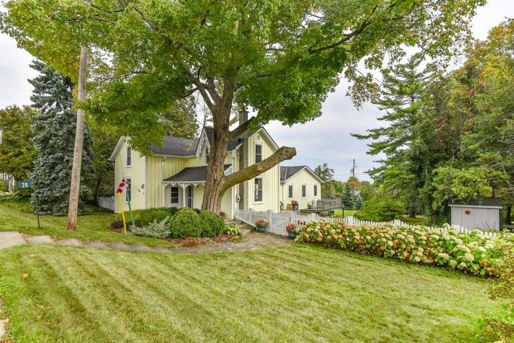 pictures of house for sale MLS: X4706208 located at 28 Badenoch St, Puslinch N0B2C0