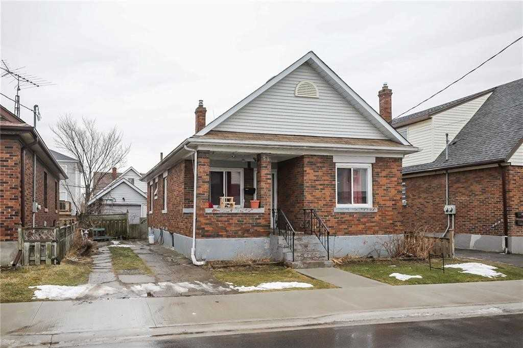 pictures of house for sale MLS: X4708597 located at 58 St. George St, St. Catharines L2M6P9