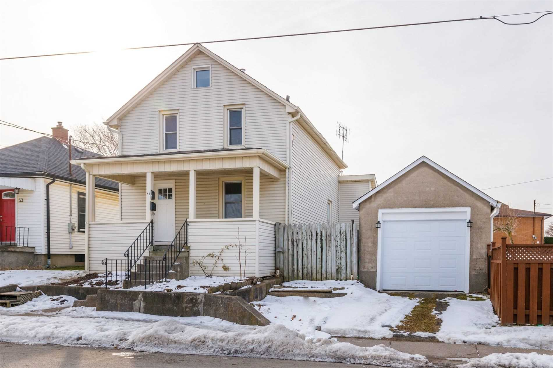 pictures of house for sale MLS: X4713857 located at 55 Albert St W, Thorold L2V2G6