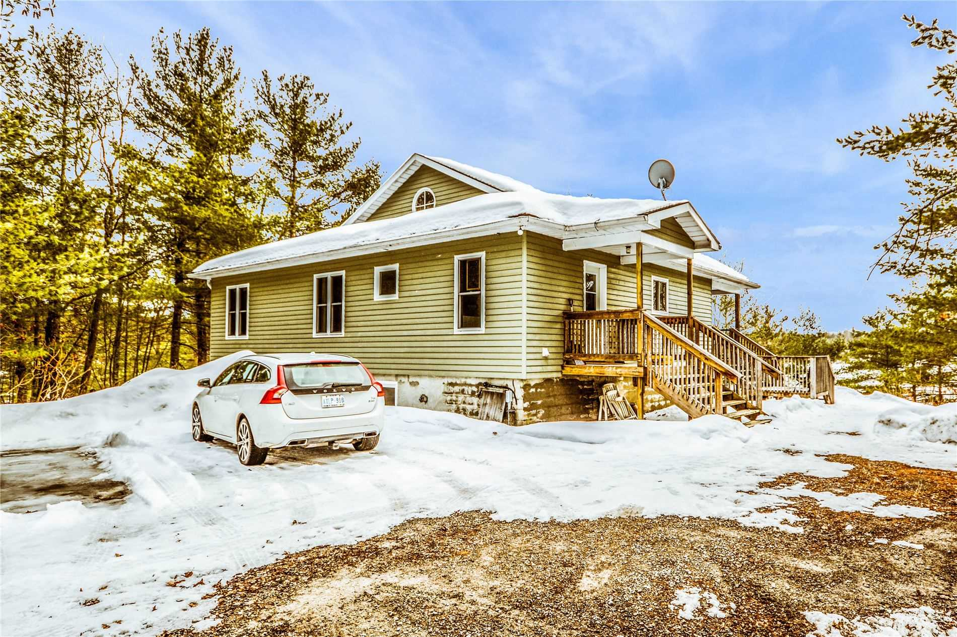 pictures of house for sale MLS: X4716575 located at 79 Lagoon Rd, Georgian Bay P0C1H0