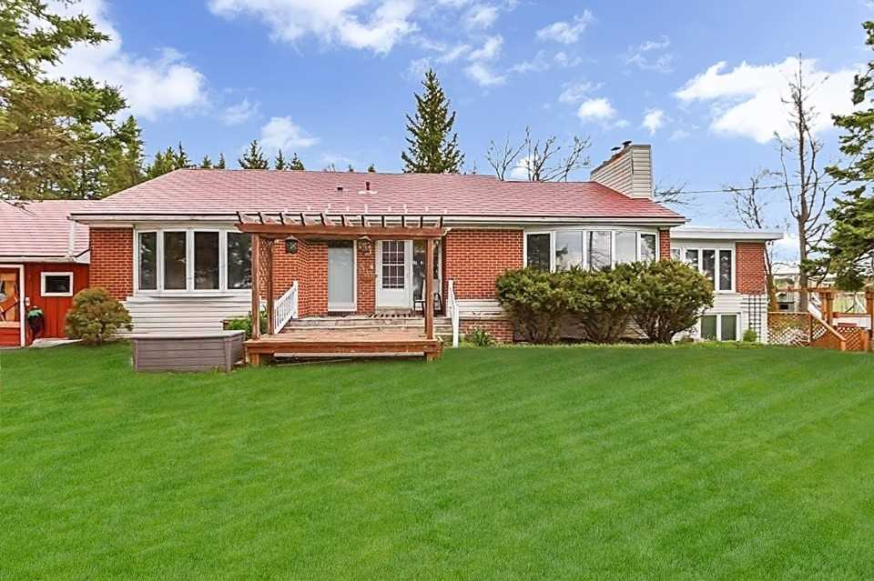 pictures of house for sale MLS: X4717000 located at 159123 Hwy10, Melancthon L9V2G3